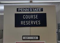 Altoona Course Reserves