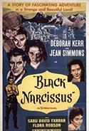 Black Narcissus movie cover