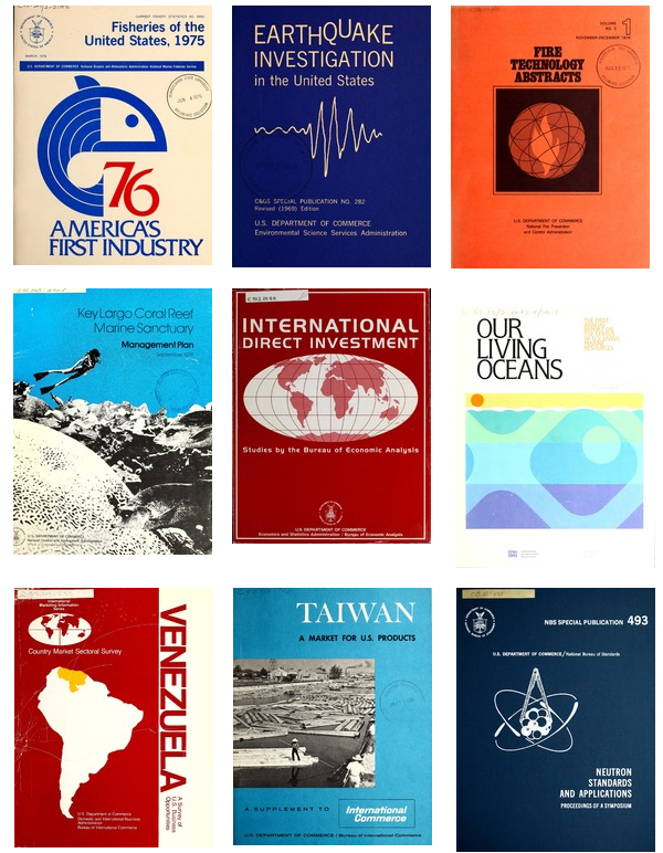 Sample Covers - Internet Archives Collection