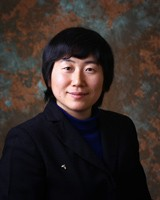 Photo of Dr. Yang Xu, New Kensington faculty.