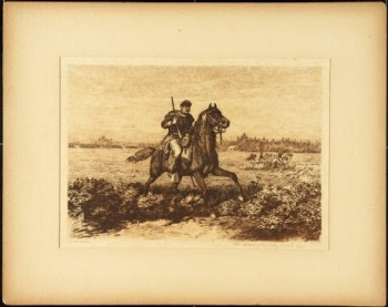 Edwin Forbes Civil War Etchings