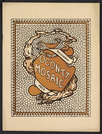Ogontz Mosaic Cover