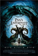 Pan's Labyrinth  movie cover
