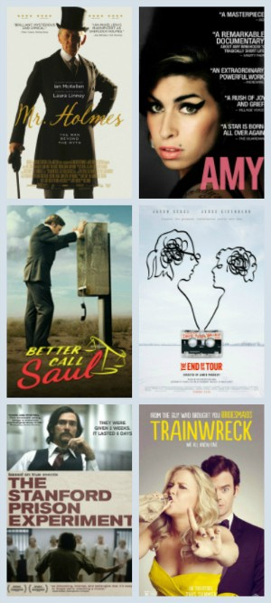 New films available of the Fayette Campus Library.