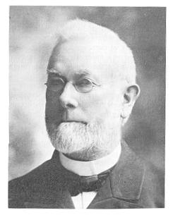 Photograph of Joseph Shortlidge