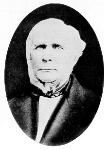 Photograph of Thomas H. Burrowes