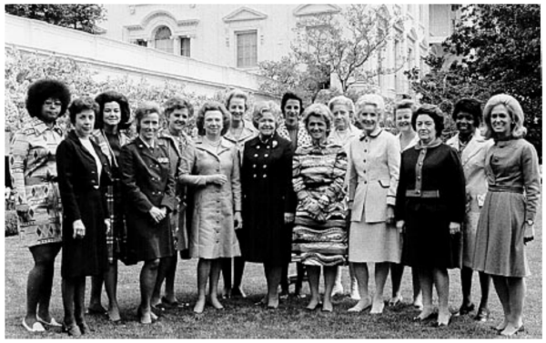 Female Nixon Appointees