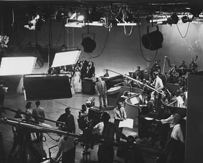 1950's- Television, Concerts and Music Workshops | Penn