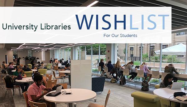 Libraaries Wish List