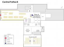Pattee Library - Central Basement