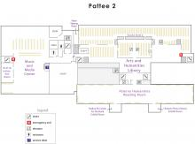 Patee Library - 2nd Floor