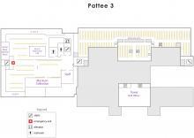 Pattee Library - 3rd Floor