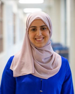 Sara F. Abu Aridah headshot