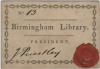 Joseph Priestley Collection