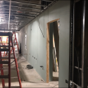 June 2018 - First Floor Paterno Dry Wall Hanging
