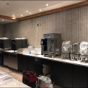 August 2018 - First Floor Paterno Starbucks Casework and Equipment Installation