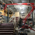March 2019 - Pattee Library Interior Ductwork Tie In