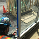 March 2019 - Ground Floor West Pattee Storefront Installation