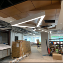 May 2019 - Ground Floor West Pattee Ceiling Lights