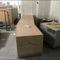 June 2019 - Ground Floor West Pattee Welcome Desk Casework
