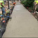 May 2019 - West Pattee Terrace Sidewalk Pour