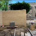 May 2019 - West Pattee Terrace Site Retaining Wall