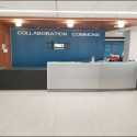 August 2019 - Ground Floor West Pattee Collaboration Commons Welcome Desk