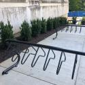 August 2019 - West Pattee Terrace Bicycle Racks